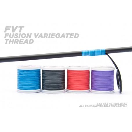 ProWrap Fusion Variegated Thread Black&Grey Fusion