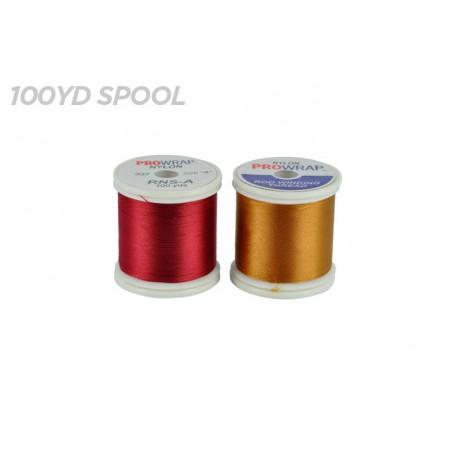 ProWrap Nylon Thread Burnt Orange, A,100yds
