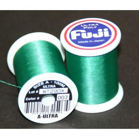 Fuji DARK GREEN Nylon U.POLY A 100m