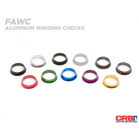 Swooped Aluminum Winding Checks FAWC
